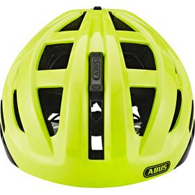 ABUS In-Vizz Ascent Sykkelhjelmer Gul/Grønn